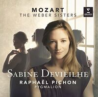 olfgang Amadeus Mozart - Mozart The Weber Sisters [CD]