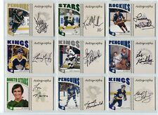 2004-05 ITG Franchises US West Autographs  #ALMD Lowell MacDonald  Set Break