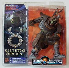 McFarlane Toys - Spawn - Ultima Online - Warlord Kabur Action Figure *NEW*