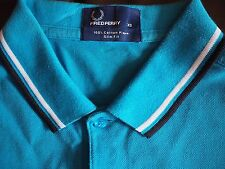 Fred Perry Polo Light Blue