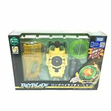 Takara Tomy Beyblade BURST B-124 Long Bey Launcher Set