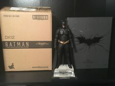 Hot Toys DX12 The Dark Knight Rises Batman Bruce Wayne w/ alternate headsculpt
