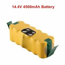 1PCS Upgrade Power 4500mAh 14.4v Replacement Battery Extended-for iRobot roomba