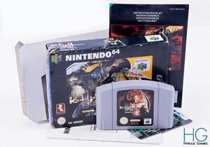 Killer Instinct Gold Boxed - N64 Nintendo 64 Retro PAL [1]