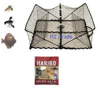 Krebskorb Krebsreuse Hummerkorb Plattfischkorb Reuse fish cray crab trap Haribo