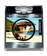 Praktica UV-Filter MC 55mm Schneider-Kreuznach Germany (NEU/OVP)