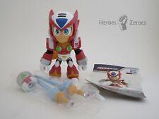 Mega Man Loyal Subjects ZERO Figure Complete