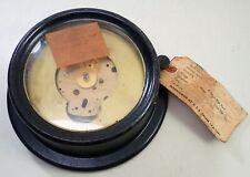 Vintage Nos Chelsea Clock Co Boston Us Navy Bu Ships Boat Ships Clock Parts