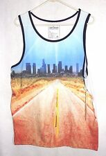 Men's Urban Pipeline City Graphic Tank Top - Size Large - NWT