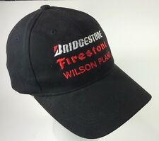 ae897eba015 Bridgestone Firestone Wilson Plant Hat Baseball Cap Pacific Headwear  Adjustable