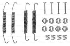 Zubehörsatz, Bremsbacken für Bremsanlage Hinterachse BOSCH 1 987 475 028