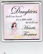 FRIDGE MAGNET Quotes Saying Gift Present Novelty Funny DAUGHTER