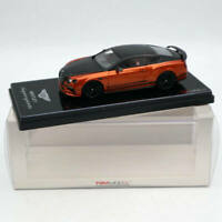 1:43 TSM Bentley Continental Super Sports 2017 Onyx Over Orange Flame Limited