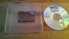 CD Hiphop Glashaus - Land in Sicht (1 Song) Promo 3P REC sc