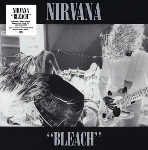 NIRVANA - Bleach - Vinyl LP Record - NEW & SEALED