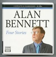 Four Stories: by Alan Bennett - Unabridged Audiobook - 8CDs