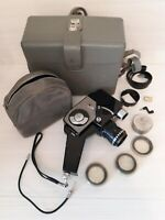 Vintage Soviet Russian LOMO Movie Camera LADA 8 mm USSR Rare original box №2