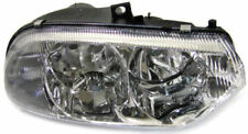 Chrome clear finish front RIGHT light headlight H7 H1 for Alfa Romeo 156 97-03