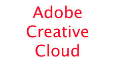 ⭐ Adobe Creative Cloud ⭐All Apps⭐ 1 Year Subscription ⭐ Official Adobe Product ⭐