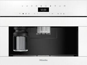 Miele CVA 7440 built-in coffee machine Stainless steel/ White/ Black/Gray