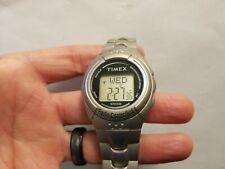 Men's Timex 5E891 International Atomic Time Radio Controlled Digital Watch
