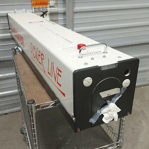 "Rofin-Sinar RS-Marker Power Line Nd:YAG LASER Head, 150W @ 1064nm, 53 3/8"" Long"