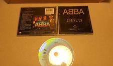 CD ABBA Gold - Greatest Hits 19.Tracks Dancing Queen Mamma Mia Waterloo Take a..