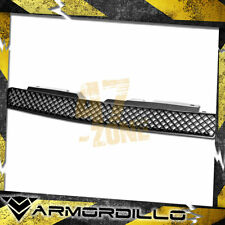 For 2014-2016 Chevrolet Impala ABS Replacement Mesh Grille Gloss Black