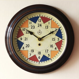 """RAF Royal Air Force Sector Clock Large 16"""" WW2 1938-43 Ops Room type Fine repro"""