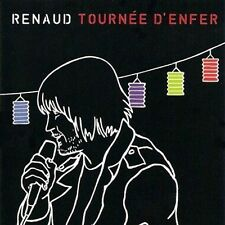 Renaud - Tournée d'enfer [2 CD live]