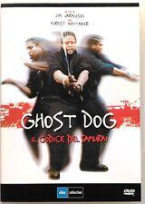 Dvd Ghost Dog - Il codice del Samurai di Jim Jarmusch 1999 Usato