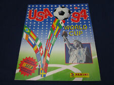 Panini Album WM World Cup 1994 USA 94 BEL,komplett/complete,good cond./guter Z.