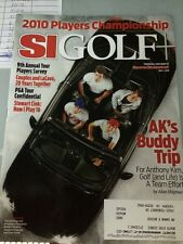 May 3, 2010 Anthony Kim The Players Championship Golf Plus Sports Illustrated