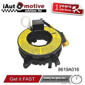 Clock Spring Spiral Cable Squib 8619A016 For Mitsubishi Lancer Outlander L200