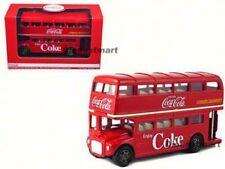 Véhicules miniatures rouges en plastique coca-cola