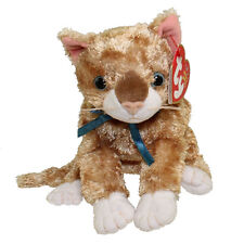 TY Beanie Baby - MATTIE the Cat (7 inch) - MWMTs Stuffed Animal Toy