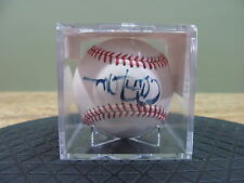 Cleon Jones COA From JSA Autographed Baseball With Display Case NY Mets, USC#239