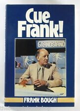 CUE FRANK! by Frank Bough (1980) - HARDBACK - 1st Edition