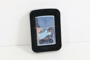 Zippo Lighter Harley-Davidson Design