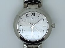 TAG Heuer Ladies' Link Steel on Steel Bracelet Silver Face Quartz Watch WAT1314