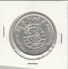 PORTUGAL / ST. THOMAS   10  ESCUDOS  1939   V FINE