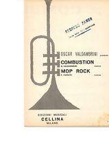 SC16 SPARTITO Combustion -Mop rock -Oscar Valdambrini