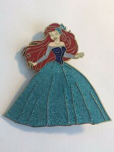 Ordinary Beauties Ariel The Little Mermaid Glitter Dress LE 50 Fantasy Pin