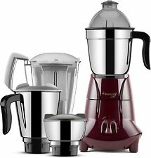 Butterfly Jet 750 - Watt Mixer Grinder with 4 Jars USA Adapter Plug free postage