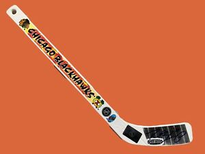 Patrick Sharp Signed Chicago Blackhawks Mini Hockey Stick LOF