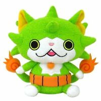 Bandai Yokai Yo-Kai Watch Togenyan Kuttari Plush Stuffed Toy Doll F/S w/Track#