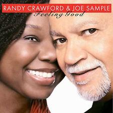 JOE SAMPLE/RANDY CRAWFORD - FEELING GOOD USED - VERY GOOD CD