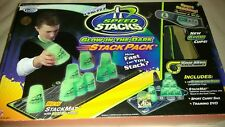 Speed Stacks glow in the dark stack pack.