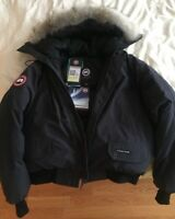 New CANADA GOOSE CHILLIWACK BOMBER  MEN SIZE 2XL 100% authentic