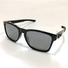 Oakley Sunglasses * Catalyst 9272-02 Polished Black Black Iridium COD PayPal